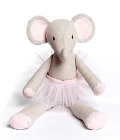 Prepare to fall in love with adorable Emme Elephant the minute she pirouettes into your life with style and grace! Irresistible Emme by Nana Hutchy is the cutest little ballerina - complete with gorgeous pink tutu. Childrens Dolls, Activity Mat, Little Girl Gifts, Musical Toys, Little Elephant, Online Gifts, Baby Shop, Little Ones, Gifts For Kids