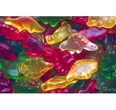 Just found Trolli Gummy Dinosaurs Candy: Bag Thanks for the Girl Dinosaur Birthday, Dinosaur Wedding, Dinosaur Party, 2nd Birthday, Birthday Ideas, Birthday Snacks, Joint Birthday Parties, Candy Bar Party, Candy Wedding Favors