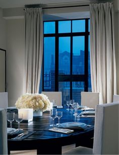Giorgio Armani's Manhattan Apartment