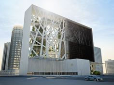 The Frame Hotel / Villamoda Galleries, Dubai (Treehouse Hotel)