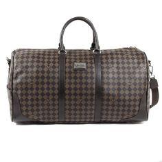 be458c4517ee Versace Leather 19.69 Abbigliamento Sportivo Srl Milano Italia Sport Bag  Mens  Versace1969AbbigliamentoSportivoSrlMilanoItalia  DuffleGymBag Coffee