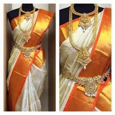 Full bridal set for rental  Saree by @vacollections  #bridal #jewelry #gold #pearl #finish #simple #one#saree #red #love #wedding #traditional #temple #set #mua #makeup #artist #london #tamil #followme #followforfollow #follow#likeall #like #thushimua