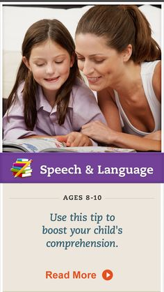 Teach your child to make predictions when reading to increase comprehension. Click for more. #SpeechandLanguage
