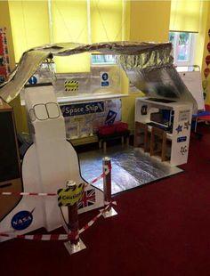 Space fantacy corner