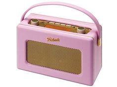 https://flic.kr/p/9GPPKu | Roberts DAB Digital Radio - Pink | www.johnlewis.com/230512488/Product.aspx