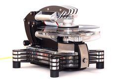 LAUTLOS REIN Vinylreinigungsmaschinen