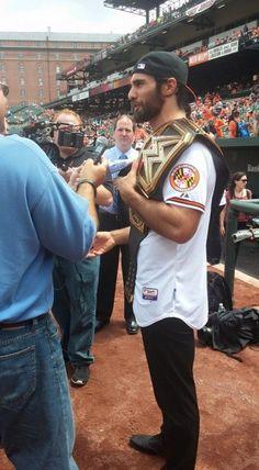 Seth Rollins Fans