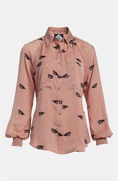 Viva Vena! Bishop Sleeve Shirt