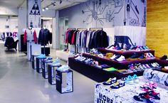 Sneakersnstuff #stockholm #sneakerstore #sneaker