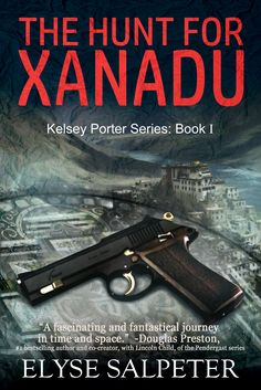 At twenty-two years old, Kelsey Porter has been trying to avenge her parent's death for years. Why had they taken her to Tibet? Why had they actually believed in the mystical land of Xanadu? Why had they dedicated their life to finding it… only to get killed on their quest? Xanadu wasn't real.  Or was it?  She needed to know more and with the help of Detective Desmond Gisborne, maybe they could find the killers and avenge her parent's deaths. She had nothing to lose.  Or did she?