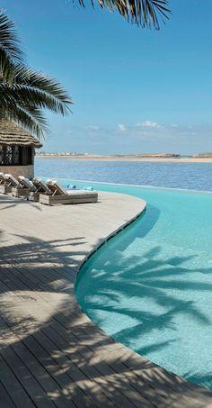 La Sultana Oualidia, Morocco  Pretty sure I belong here....