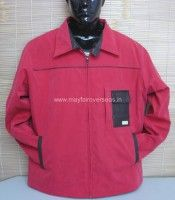 Water resistant jackets