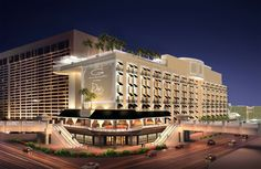 A new Gansevoort Hotel to open on the Las Vegas Strip
