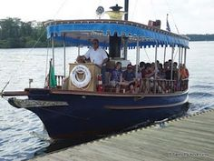Disney's Fort Wilderness Resort offers ferry services to and from the Magic Kingdom. This is a great way to travel to the Magic Kingdom without having to stop at the Transportation & Ticket Center. In the evenings, the boat ride can be a little cool (even in the summers), so be prepared!