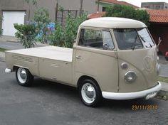 Vw - Volkswagen corujinha cabrita