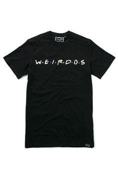 Nu-Friends T-Shirt [B]   KILLSTAR