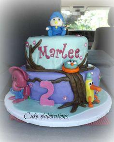 Marlee's 2nd birthday cake