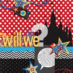 Sweet Shoppe Designs::Digital Scrap Kits::It's all about the Mouse by Melissa Bennett