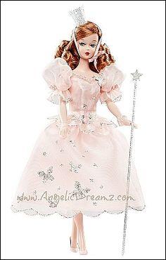 Barbie Vintage Wizard of Oz Glinda