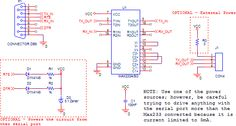 Zero-Soft - RS232 to TTL Converter