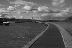Bieler See Swiss Country Roads, Explore, Beach, Water, Outdoor, White Photography, Monochrome, Gripe Water, Outdoors