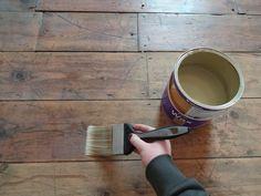 How to Use Floor Wax | www.kezzabeth.co.uk