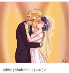 Adrianette wedding