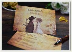 Προσκλητηρια γαμου | Πρωτοτυπα | οικονομικα | φθηνα | θεσσαλονικη | τιμοκαταλογος | prosklitiria | gamou | prosklhthria gamoy Vintage Wedding Invitations, Wedding Cards, Books, Post Card, Pickup Lines, Wedding Ecards, Libros, Book, Book Illustrations