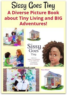 A Diverse Picture Book about Tiny Living and BIG Adventures! - Jump Into a Book Barefoot Books, Award Winning Books, Book Themes, Memory Books, Children's Literature, Book Of Life, Tiny Living, Book Publishing, Great Books