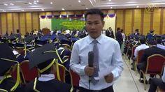 NTTI Diploma Handover ceremony at Koh Pich convention center, Phnom Penh, 07/11/2016