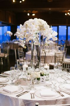 Wedding rehearsal dinner design #blisschicago #weddings #rehearsal #purewhite #blissful