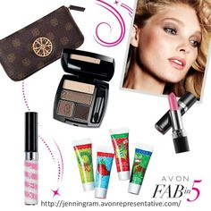 Shopping for the holidays can be overwhelming, so at Avon we want to make things simple. This season we're sharing everything from chic stocking stuffers and pretty palettes to the perfect holiday look! Check back here throughout the month for our favorite gift picks for everyone on your list.