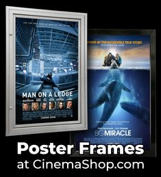 Poster frames that last. Quick change and commercial quality. We even have a lockable poster frames! Visit CinemaShop.com to see all the styles and finishes and to order. #posterframes Movie Poster Frames, Movie Posters, The Incredible True Story, Home Theater Rooms, True Stories, Commercial, The Incredibles, The Unit, Change