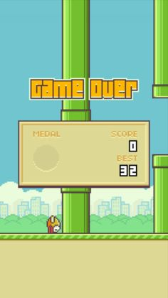 The Squalid Grace of Flappy Bird - Ian Bogost - The Atlantic George Shelley, Top Computer, Flappy Bird, Best Facebook, Game Theory, Drive Me Crazy, News Games, Game Design
