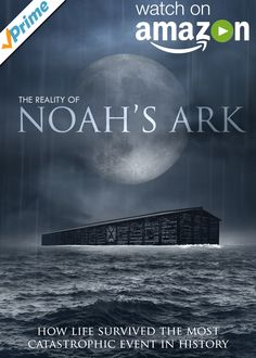https://www.amazon.com/The-Ark/dp/B01KB9JA3C This four-part series addresses the following topics: (1) the Ark, (2) the Animals, (3) the Global Flood, and (4) the story of Noah. Each part contains stunning visuals and concrete examples to strengthen your faith in the reality of Noah's Ark and the biblical account.