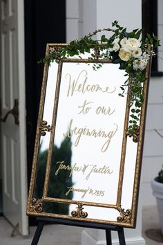 Get Ready for 2018 Best DIY Wedding Decoration Ideas to Improve - Wedding {Decor} - Dekoration Wedding Signage, Rustic Wedding, Wedding Venues, Elegant Wedding, Trendy Wedding, Romantic Weddings, Wedding Seating, Classy Backyard Wedding, Unique Weddings