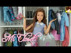 How To Make A Barbie Doll Bed Tutorial Doll Crafts