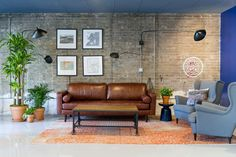 CoLab Factory's Brooklyn coworking space