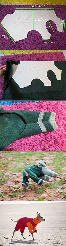PJs! Free Dog Vests-shirts-coats, sweaters-dresses-caps-pants, bandanas, etc... Patterns & Instructions