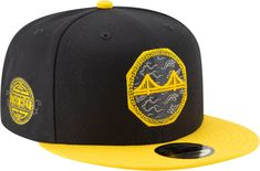 c81a0363cab New Era Men s Golden State Warriors 9Fifty City Edition Adjustable Snapback  Hat