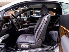 Спецкупе Rolls-Royce Wraith Inspired by Film - фото - LiveCars.Ru