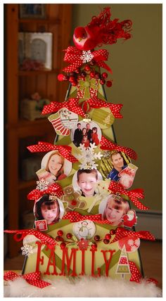 Really cute Christmas tree