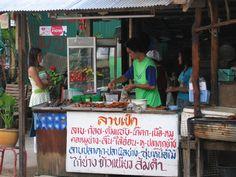 Thailand ; koh samui ; Chaweng market