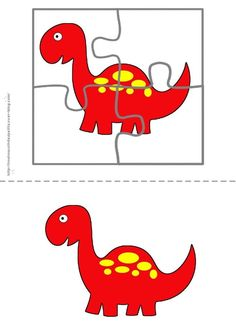 Nursery Activities, Dinosaur Activities, Dinosaur Crafts, Kids Learning Activities, Preschool Activities, Preschool Puzzles, Kids Math Worksheets, Diy Quiet Books, Kids Songs