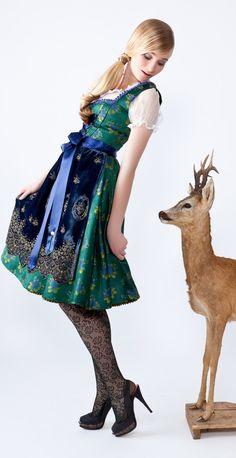 Lena Hoschek Dirndl 2012 | Dirndl Mode