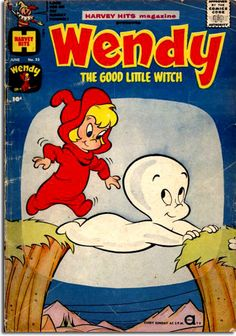 """I was Casper at least two Halloween's in a row and had a toy casper that talked to you when you pulled his head. ;0 """"I'm a friendly ghost."""""""