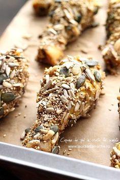 Chicken Drumsticks seed crust Chicken Drumsticks, Partys, Carne, Cereal, Seeds, Meat, Breakfast, Recipes, Food