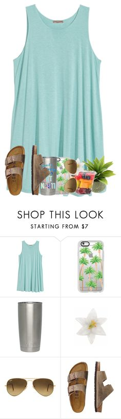 """Contest Entry rtd for group and taglist!!!"" by katie-1111 ❤ liked on Polyvore featuring H&M, Casetify, Clips, Ray-Ban, TravelSmith and my2017summerstyle"