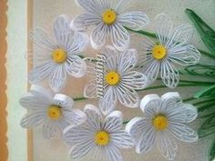 Quilling Made Easy # How to make Beautiful Flower using Paper Quilling-Paper Art - YouTube