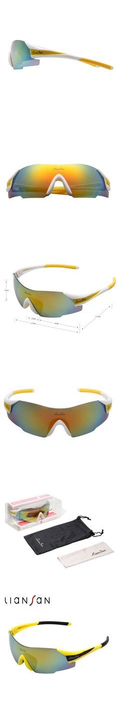 b21558ade39 LianSan 2017 Fashion Polarized Glasses Women Men Sunglasses Sport  Protective Goggles Professional Eyewear LS7889